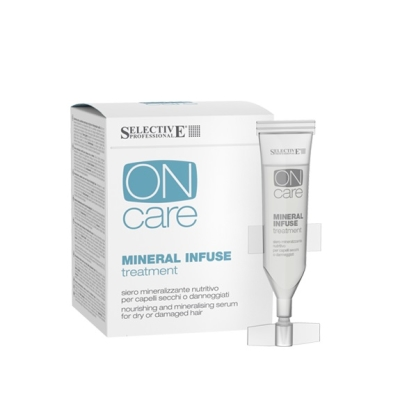 MINERAL INFUSE TREATMENT Mineralne serum odżywcze /10x10ml SELECTIVE PROFESSIONAL