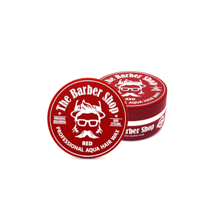 Pomada wodna woskowa, Red, 150 ml, The Barber Shop