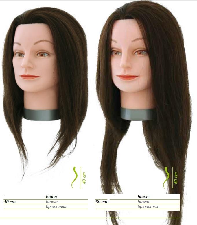 Główka, treningowa, FOXI, damska, fryzjerska, naturalne ...